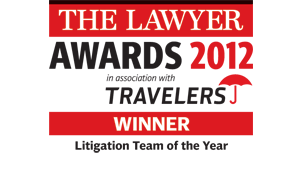 Litigation team of the year