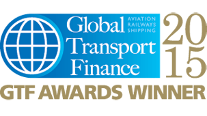 Rail finance firm of the year 2015
