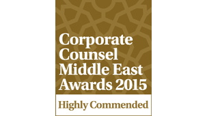 Litigation and Dispute Resolution Team of the Year (Highly commended)