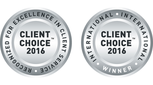 ILO Client Choice Awards 2016