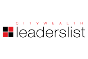Recommended, Citywealth Leaders List 2017