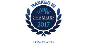 Leading individual for General Business Law: International firms - Myanmar