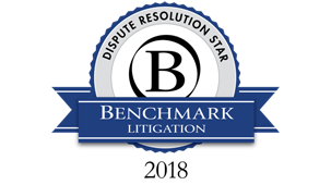 Benchmark Litigation Asia-Pacific 2018
