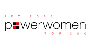 Citywelath IFC Powerwomen Top 200 2014-2018