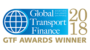 Global Transport Finance - Awards winner 2018