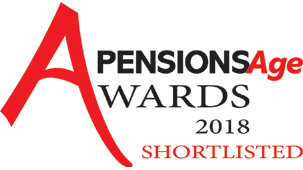Pensions Age - shortlisted for Pensions Law Firm of the Year 2018