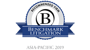 Benchmark Litigation 2019