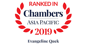Chambers Asia Pacific 2019 (China) - Shipping: Litigation:  Up and coming