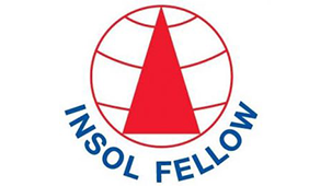 Awarded the title 'Fellow of INSOL International'
