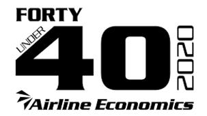 Airline Economics' 40 under 40 2020