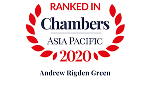 Chambers Asia Pacific 2020 (China) - Shipping: Litigation