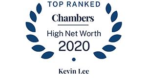 Chambers High Net Worth Top Lawyer