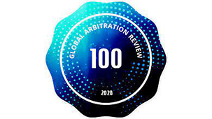 Global Arbitration Review 100 – 13th Edition 2020