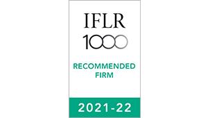 IFLR1000 Rising Star Partner – Restructuring & Insolvency