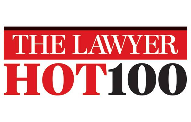 The Lawyer's Hot 100 2016