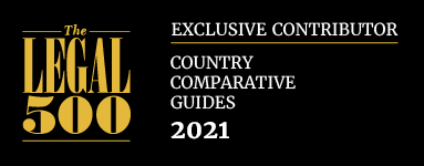 Exclusive contributor for The Legal 500's Litigation Country Comparative Guide 2021 – Hong Kong chapter