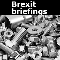 Brexit briefings