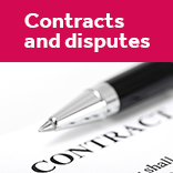 Contracts and disputes
